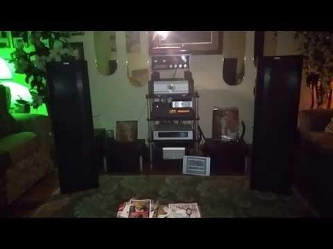 Magnepan MMG & Musical Fidelity KW 500 & Mariah Carey
