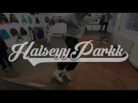 Halseyy Parkk Skate Tape 001 (London, England - Oct, 12, 2019)
