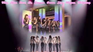 [WishCollabs] Complete - SNSD (소녀시대) (to.Jessica)
