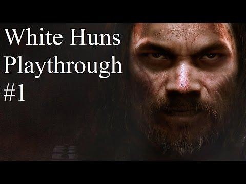 Total War Attila White Huns Playthrough #1