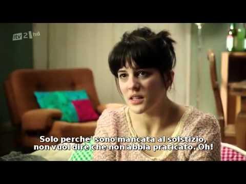 sWitch Italia 1x01 Witches of Camden subita
