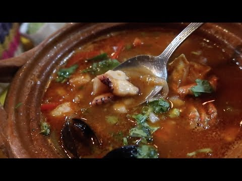 Mexican seafood soup near me