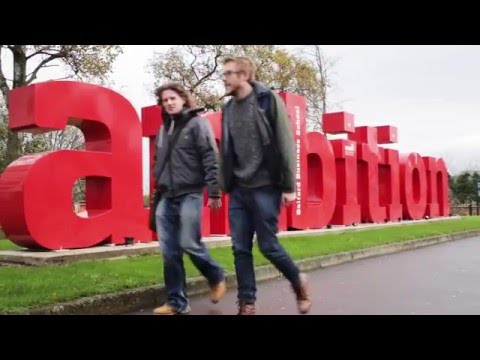 NCUK Promotional Film, University of Salford