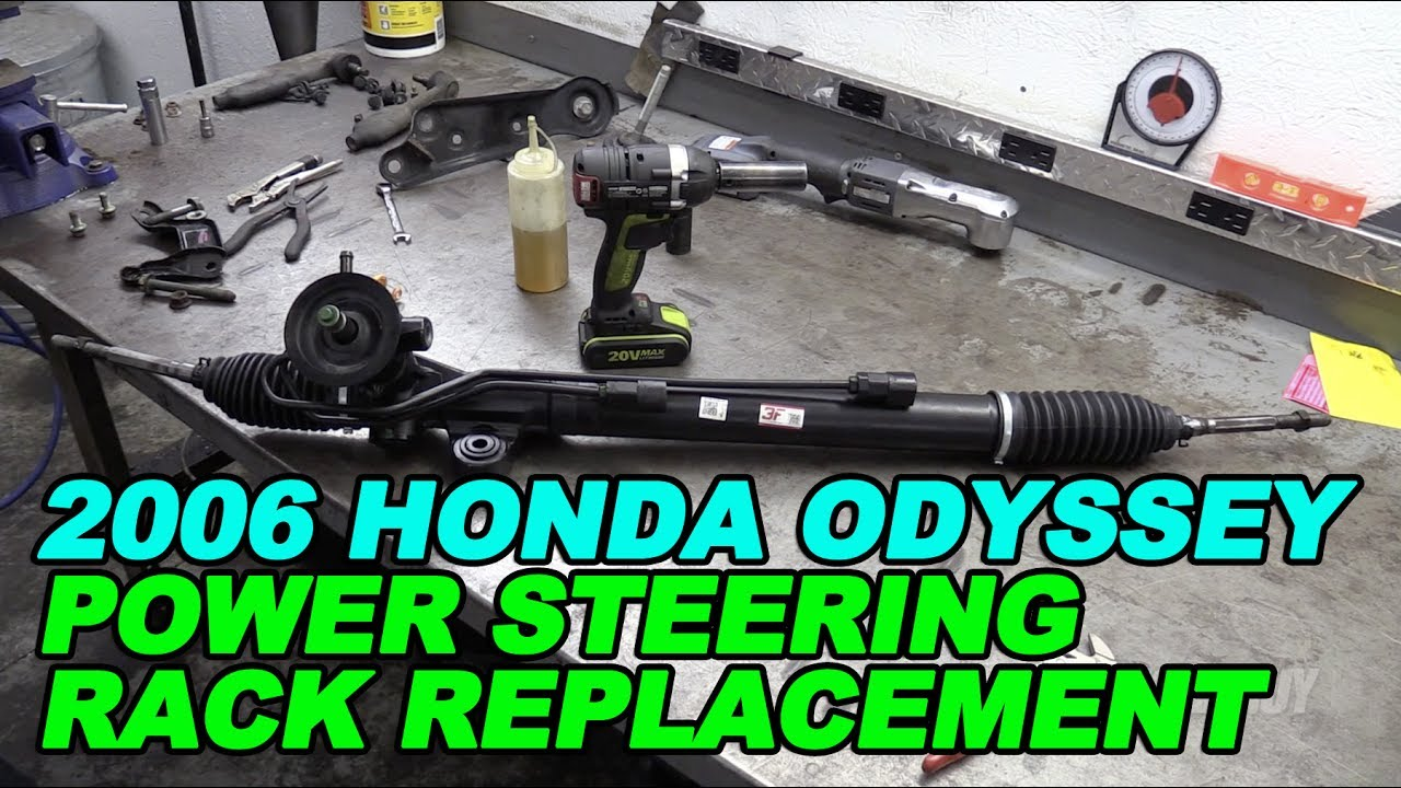 Elegant Honda Accord Rack and Pinion Replacement Cost
