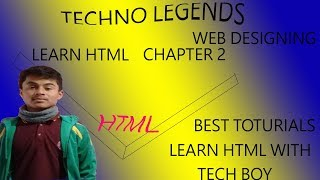 HTML||WEB DESIGNING||CHAPTER 2||COLOR # CODES|| TECHNO LEGENDS|| ENGLISH VERSION