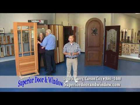 Superior Door Window