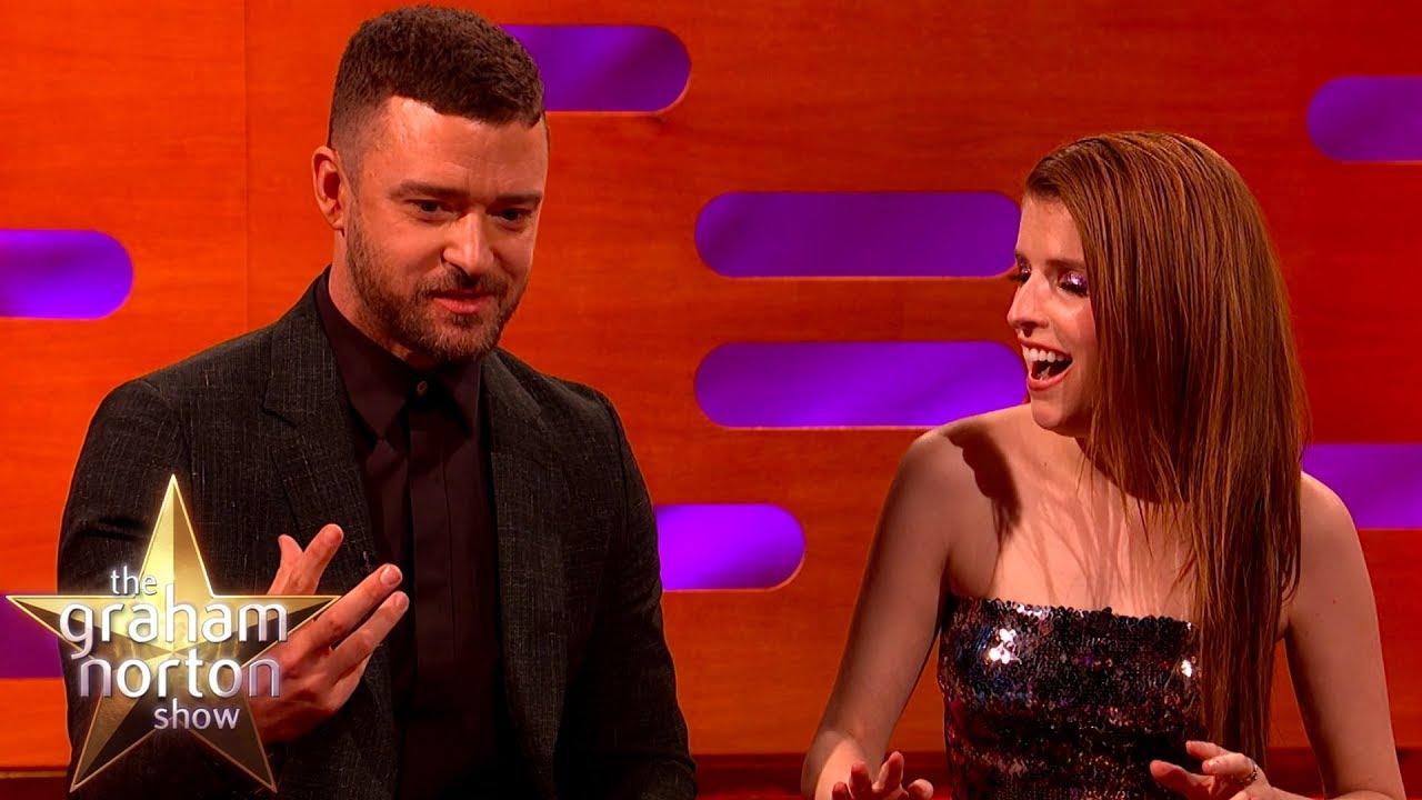 Download Justin Timberlake Had Bottles Of Urine Thrown At Him   The Graham Norton Show