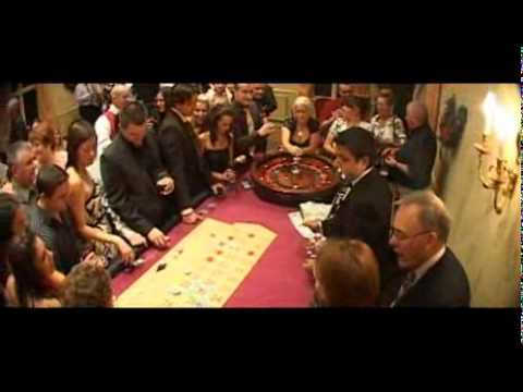 Wedding Casino Entertainment by Deal A Party Fun Casino Hire