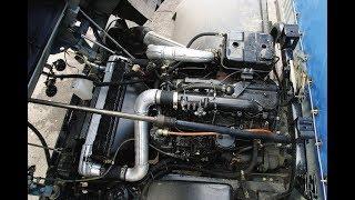 #4 МАЗ 4370 Первый пуск двигателя после ремонта