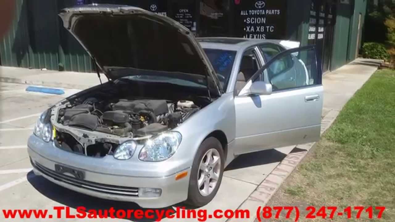 2001 lexus gs 300 parts for sale save up to 60 youtube. Black Bedroom Furniture Sets. Home Design Ideas