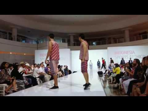 FOUR D by Dedi Hary @INDONESIA SPORTS FASHION WEEK