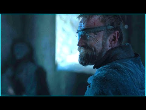 """Game of Thrones S7E1 - Hound and Beric dialogue """"There's nothing special about you…"""""""