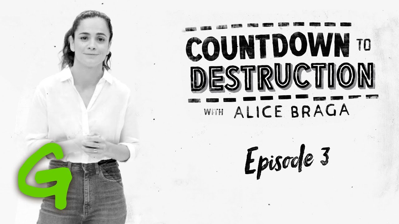 Episode 3: Food for people, not for profits - Countdown to Destruction w/ Alice Braga