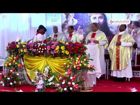 """Annual Feast of Christ The King Church""(Rev.Fr.Bonaventure)@Malleshwaram,Bangalore,INDIA,20-11-16"