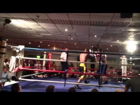 Rory Bennett Boxing Kinmel Manor - Round 2