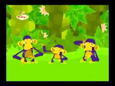 Baby TV - Eenie Meenie Minie Moe