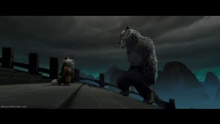 Kung Fu Panda 1 SHIFU Y TAI LUNG LATINO HD
