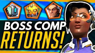 Overwatch | The Boss Comp RETURNS + The Rise Of Talon!