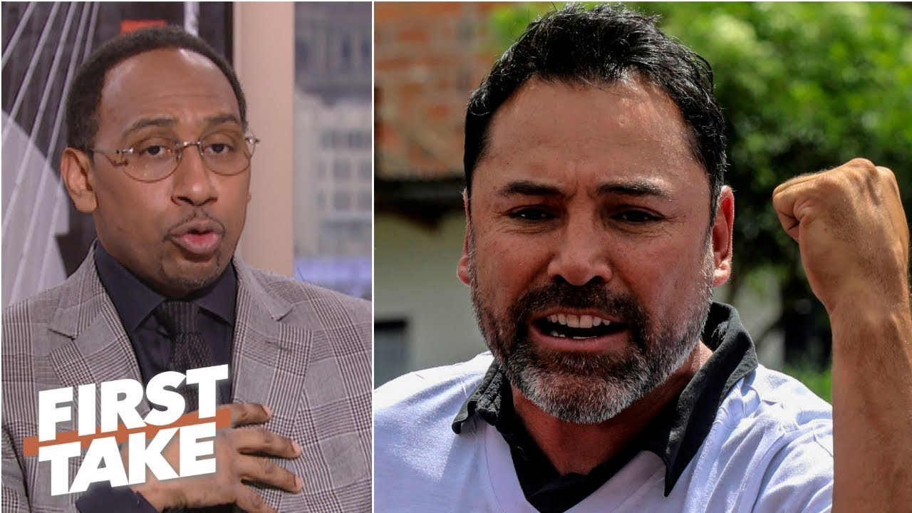 Stephen A. Smith escalates beef with UFC's Joe Rogan: 'You're wrong'