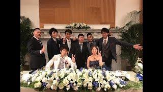 【余興ムービ】「カラーバリエーション→いい感じ/ケツメイシ」 Mitu & Yuri  ver