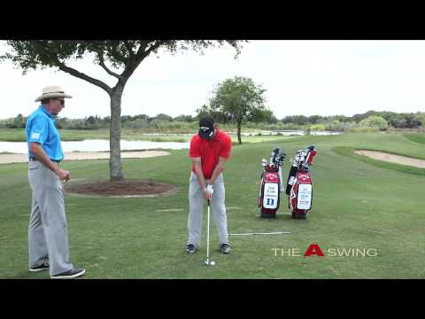 "David Leadbetter's A-Swing Faults & Fixes – ""Hooks and Blocks"""