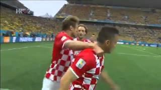 Brazil - Hrvatska 3:1, autogol Marcela - Drago Ćosić