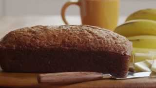 Bread Recipe - How to Make the Best Banana Bread