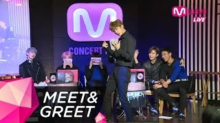 (ENG SUB) MONSTA X Hyungwon's PPAP Song Sexy Ver. [MEET&GREET]