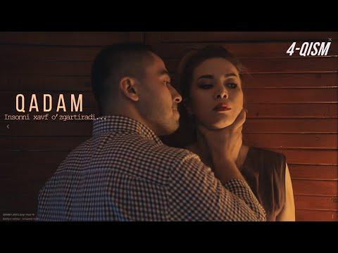 Qadam (o'zbek serial) | Кадам (узбек сериал) 4-qism