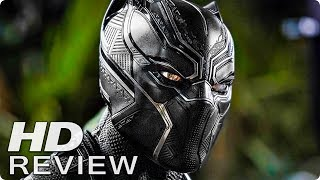 BLACK PANTHER Kritik Review (2018)