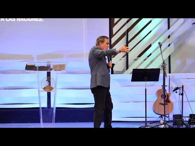 Servicio Domingo: La Carrera de la Vida  8/19/2018