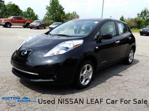 Used Nissan Leaf for Sale in USA, Shipping to Switzerland