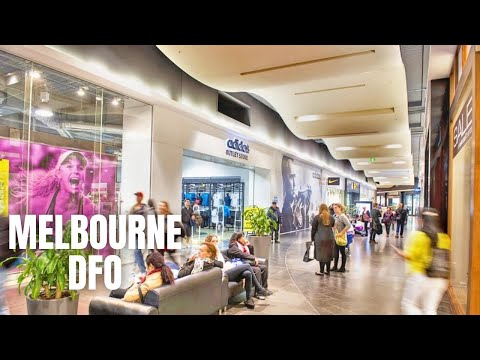 DFO South Wharf Melbourne Shopping Tour【2019】