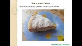 Шарлотка с яблоками, рецепт с фото, пошагово в духовке