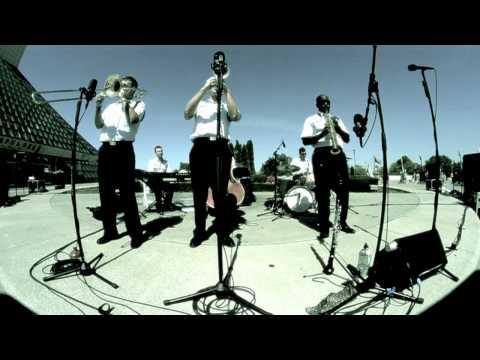 Coast Guard Dixieland Jazz Band in Cleveland