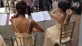 выход жениха и невесты как оно есть! Струнный квартет Октавио. Москва