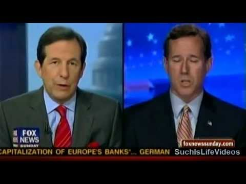 Rick Santorum Busted On Arguments Against Gays In The Military As Same Used Against Blacks
