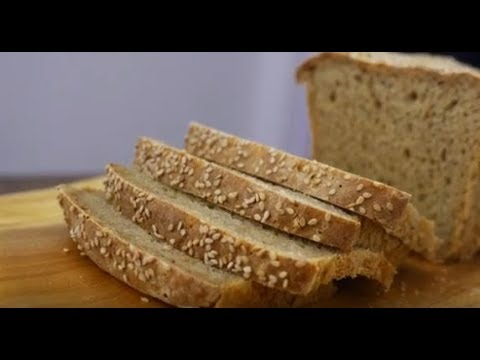 Simple Best Ever Vegan Whole Wheat Bread Recipe |By Muskan