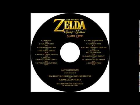 Zelda Symphony - Rochester, NY (CD optimized remaster) 11/11/16
