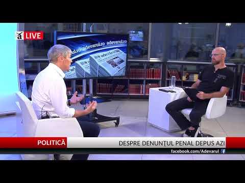 """Dacian Cioloş: """"Am decis împreună cu alte organizaţii să depunem un denunţ penal."""""""