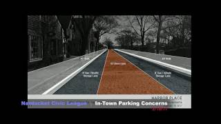 nantucket civic league in town parking concerns   21817