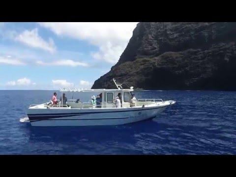 Deep Sea Fishing South Pacific - Marquesas - Aranui 5