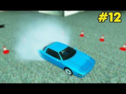 GTA San Andreas #12 - Đi học bằng lái xe siêu khó   ND Gaming
