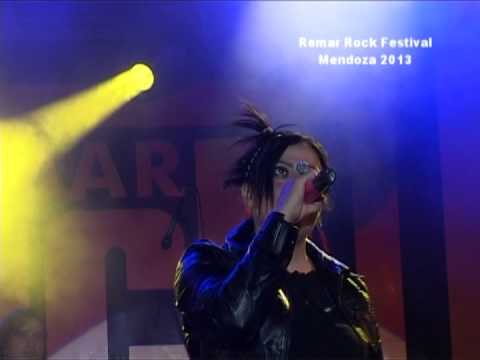 ANNETTE MORENO EN MENDOZA REMAR ROCK FESTIVAL