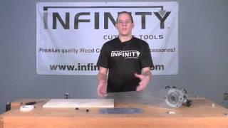 Infinity Cutting Tools - Jasper Circle Cutting Guide & Jigs