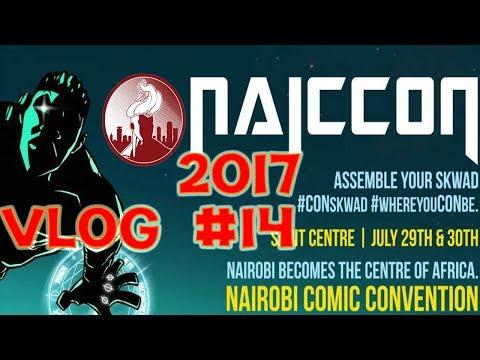 Vlog #14 | NAICCON 2017 & My Trip from Mombasa to Nairobi