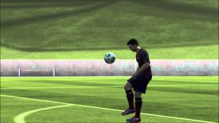 FIFA 14 Bicycle kick tutorial