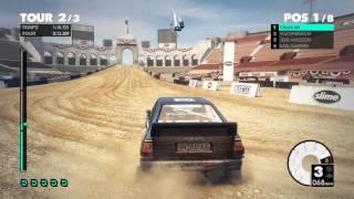 Colin McRae DiRT 3 Audi Quattro coliseum [1080p]