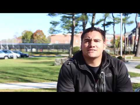 A video interview with Eddie Ciraco, captain of Mamaroneck High School's varsity football team. Ciraco is the latest MHS/Daily Voice Standout Student-Athlete of the Week. Video Produced by Stuart Williamson
