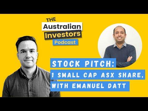 1 Small Cap Stock, with Datt Capital | The Australian Investors Podcast | Rask